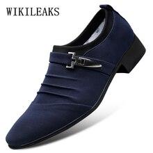 2019 mocassins hommes chaussures mariage oxfords chaussures formelles hommes chaussures habillées schuhe herren sapato masculino social moine sangle mocassins