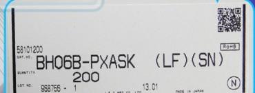 BH06B-PXASK رأس موصلات محطات إيواء 100% جديد و الأصلي أجزاء BH06B-PXASK (LF)(SN)