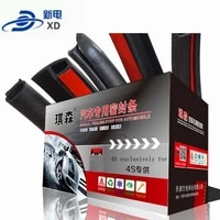 a complete set of car door rubber sealing strips car sealing strips soundproof sealing strips suitable for jac