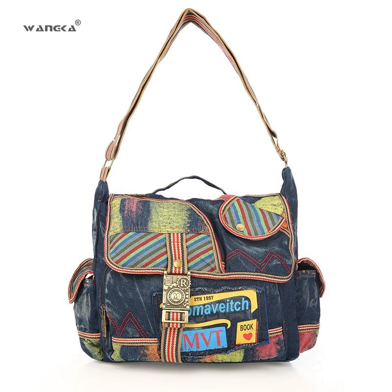 2019 bolso de hombro para mujer, bolso multifunción de viaje, Casual, bolso de ocio
