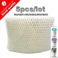 5pcs/lot OEM HU4102 humidifier filtersFilter bacteria and scale for Philips HU4801/HU4802/HU4803 Humidifier Parts