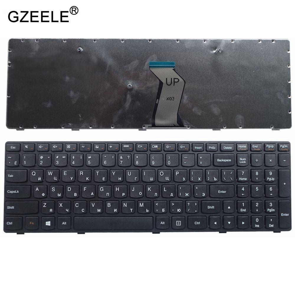 Русская клавиатура для ноутбука GZEELE для LENOVO G500 G510 G505 G700 G710 G500A G700A G710A G505A G500AM G700AT RU 25210962 T4G9-RU Новинка