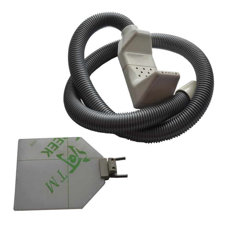 1 pieza de EM-SH1 capucha de succión Dental Compatible con colector de polvo para limpiar el área de trabajo para técnicos dentales
