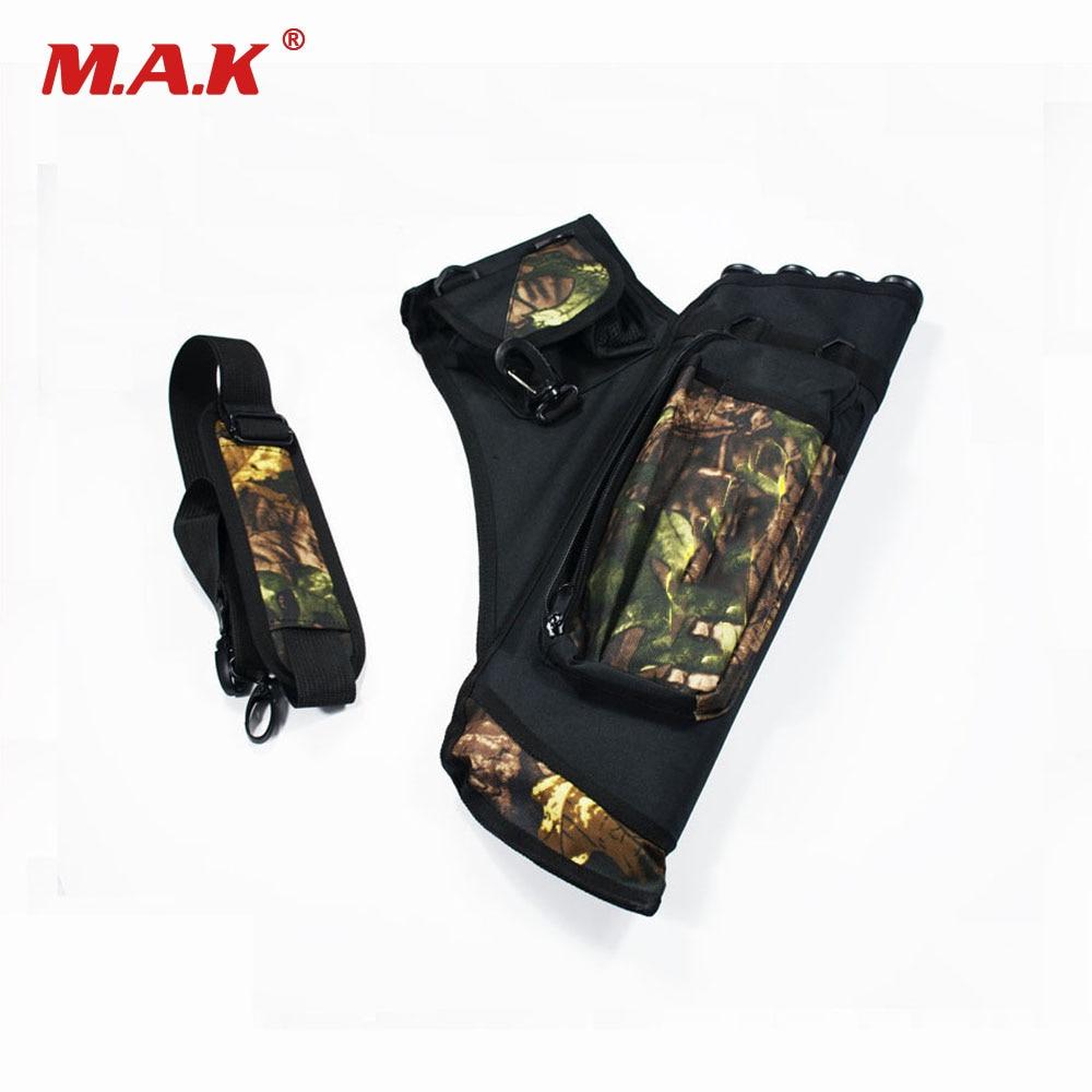 4 трубки колчан водонепроницаемый колчан для стрел сумка для стрельбы из лука