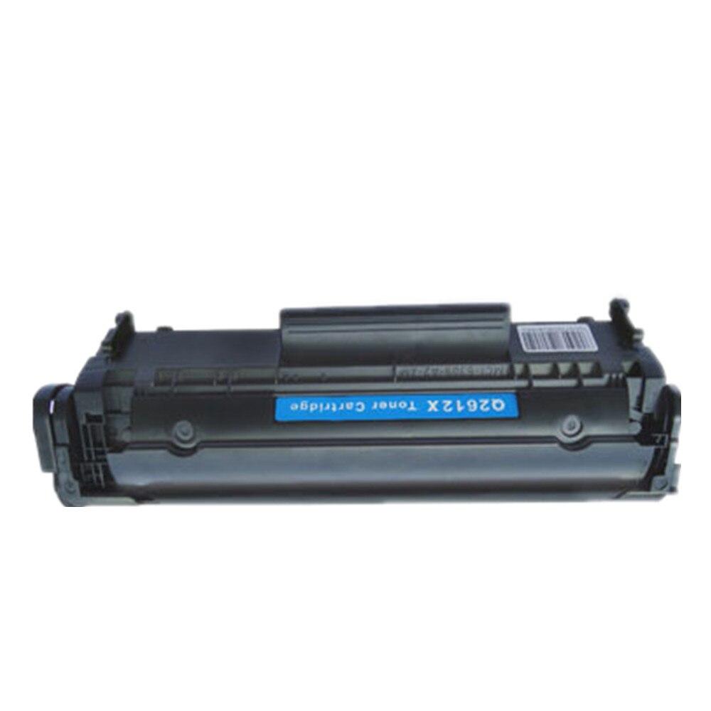 De alta calidad Compatible cartucho de tóner Q2612A 2612A reemplazo para LJ 1010, 1012, 1015, 1018, 1020, 1022, 3010, 3015, 3020