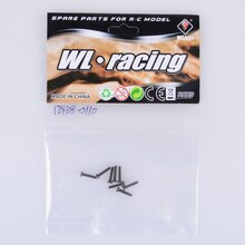 12428 12423 12428-0110 Screws WLtoys RC Racing Car Scale Spare Parts Accessories