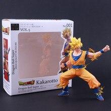 Haute Qualité DX Figure Japon Anime Dragon Ball Super Kakarotto fils Goku Fils Goku Super Saiyan Action Figure Loisirs Modèle jouet