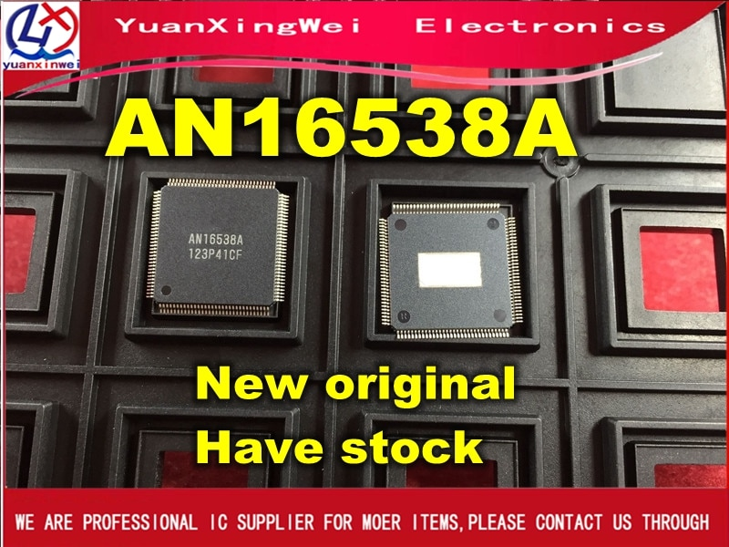 Envío gratis 10 unids/lote AN16538A AN16538A-vt calidad reacondicionado/nuevo original opcional