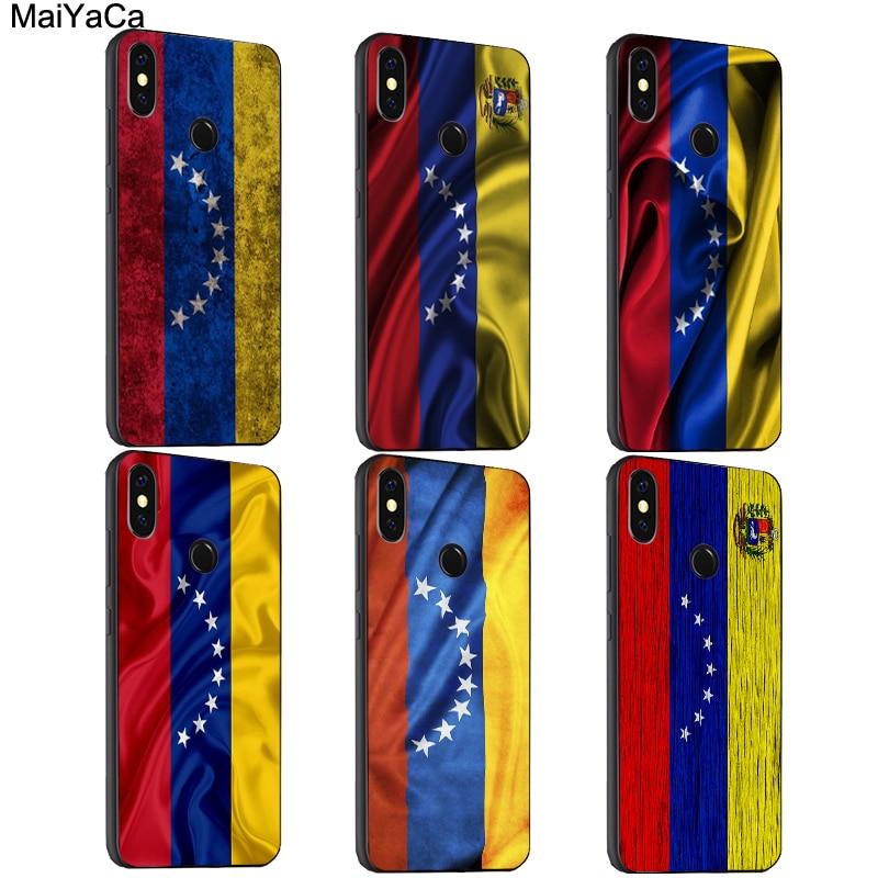 MaiYaCa Venezuela Drapeau Pour Xiaomi Redmi Note 8 K30 9 Pro 7 8T 9 S 7A 8A Km 10 9T 9 SE A3 Max3 Mix3
