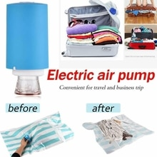 Pompe à vide à Compression automatique   Mini pompe à vide à Compression automatique avec sacs, maison, barre de nourriture fraîche, outil de cuisine avec pince à sceller les sacs
