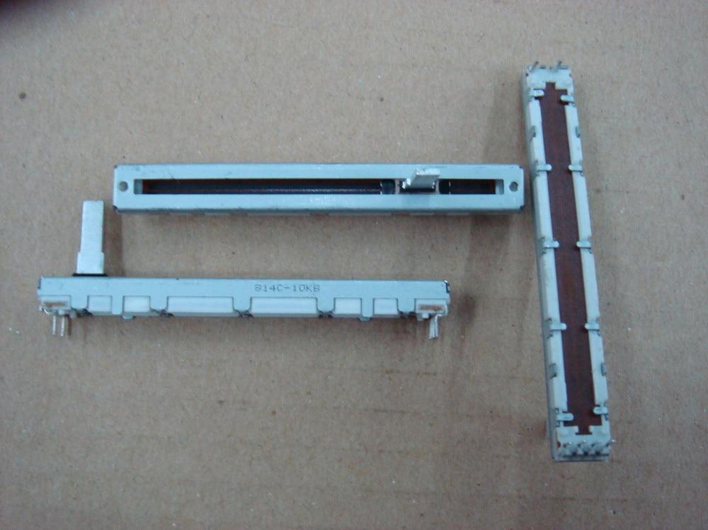 [BELLA]ALPS 7.5 سنتيمتر شريحة الجهد B10K واحدة-10 قطعة/الوحدة