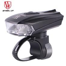 Roue UP LED USB Rechargeable vélo lumière avant vélo phares étanche vtt route cyclisme Flash-lumière tactile nuit sûre