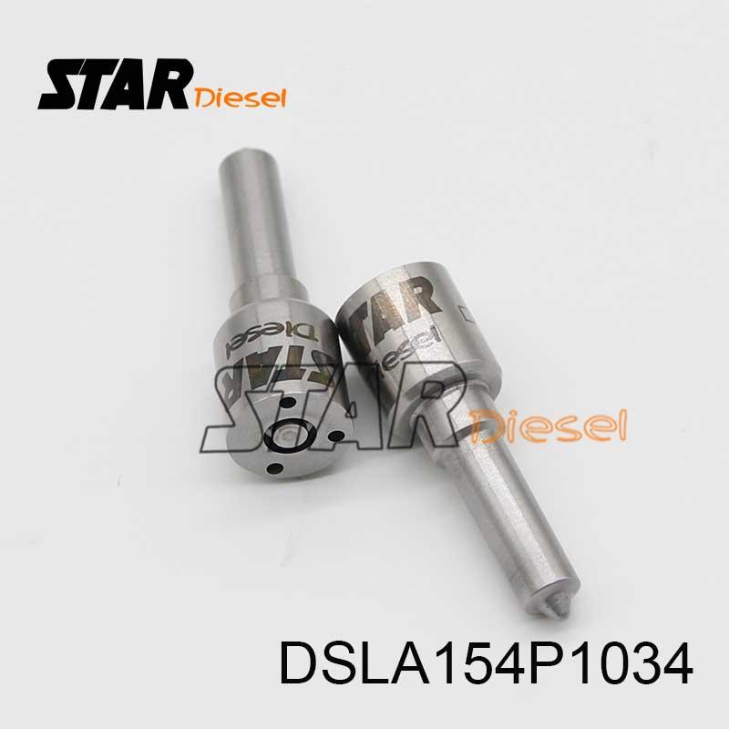 Boquilla diésel DSLA 154 P1034 piezas de automóvil boquilla DSLA 154P1034 (0433175298) para inyector boquilla de bomba 0445110070