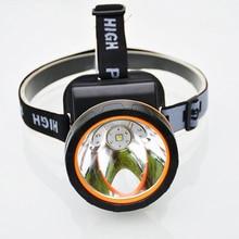 Универсальный 5000 люменов фонарик светодиодный налобный фонарь Регулируемый Вибростойкий USB Яркий мощный походный Отдых на природе Инструм...