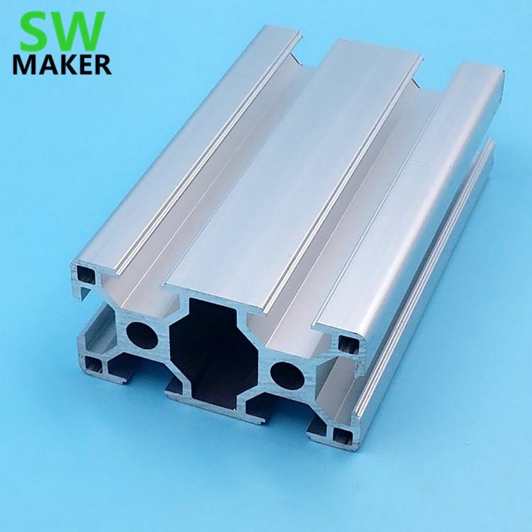 SWMAKER-سكة خطية بفتحة V 30x60 ، ألومنيوم 3060 ، DIY