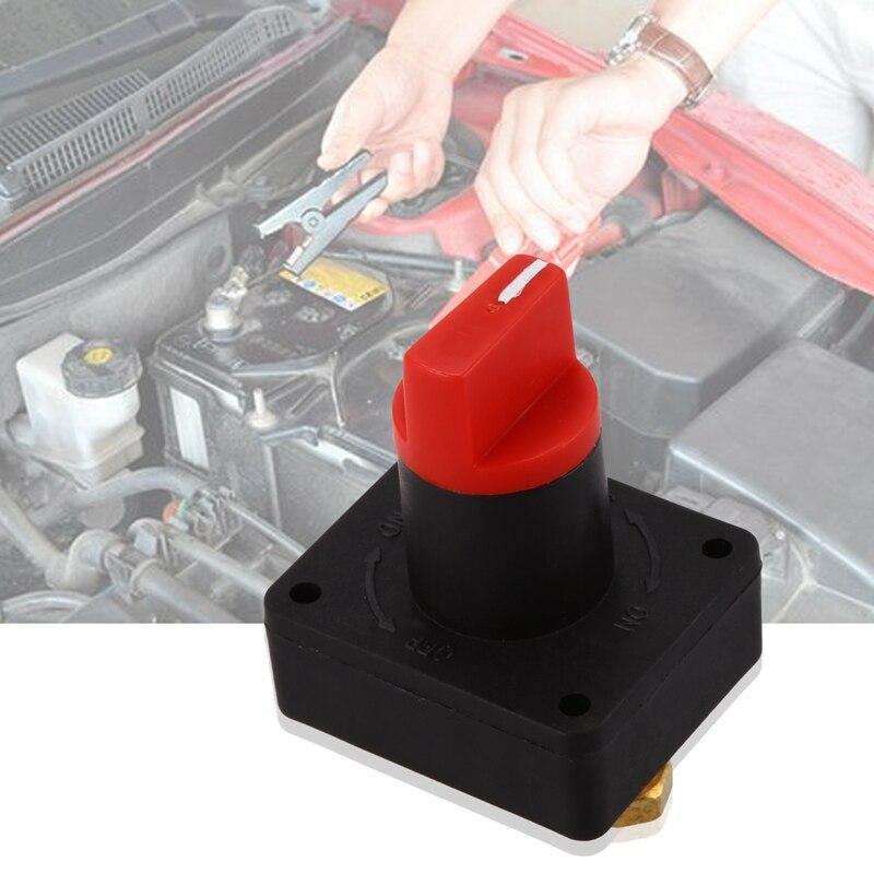 Батарейный изолятор отсоединить выключатель Лодка Авто Грузовик 100A