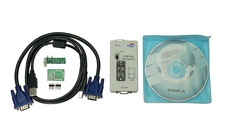 Original RT809F LCD Display ISP Programmer + SOP8 socket