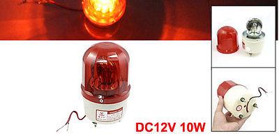 DC 12V 10W الأحمر الدورية فلاش ضوء الصناعية إشارة تحذير مصباح LTE-1101