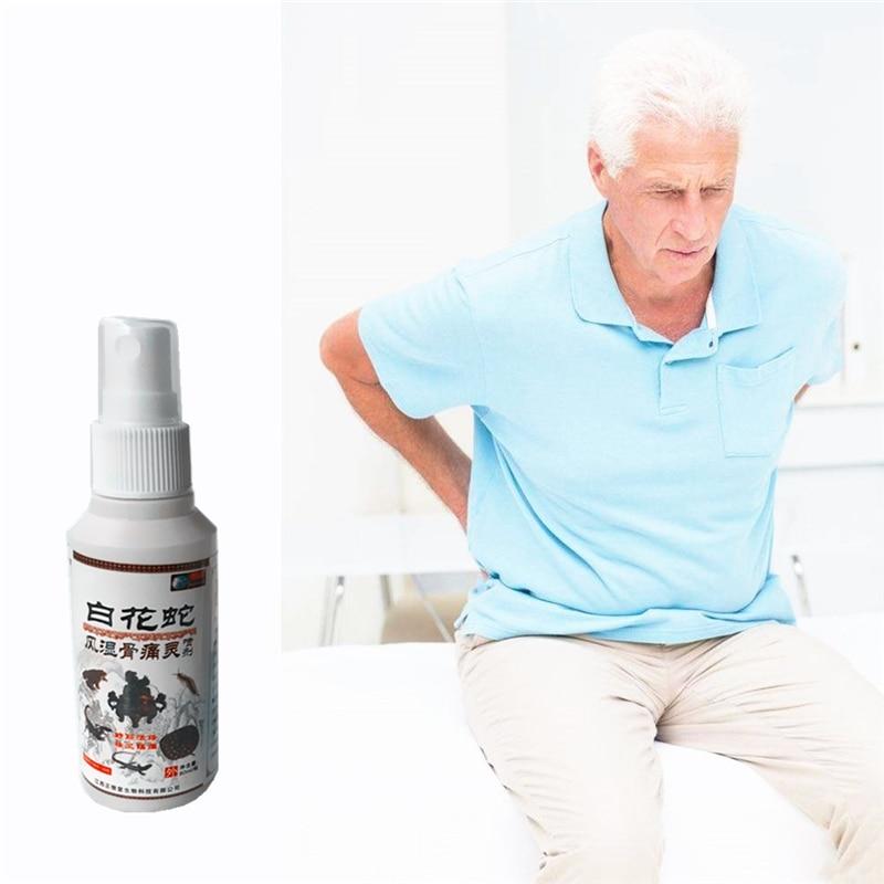 Stroke Treatment Restore health medicated oil Analgesic Essential Oils Neuralgia Treatment Joint Pain Arthritis Sprays 80ml