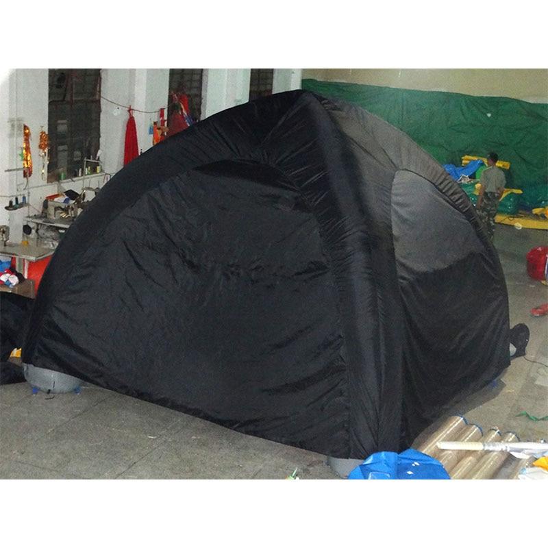 بائع جيد نفخ واضحة التخييم خيمة/نفخ خيمة نفخ الهواء خيمة للبيع