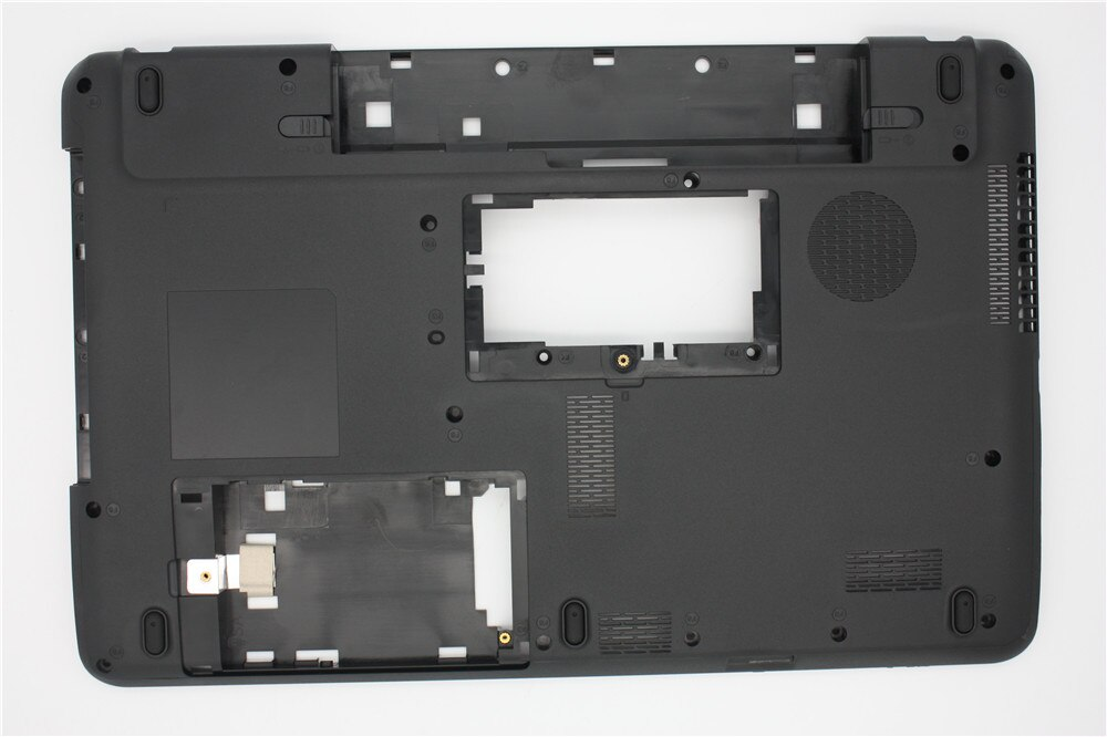 BillionCharm nuevo portátil para Toshiba C650 C655 C655D portátil Base inferior funda carcasa D sin HDMI