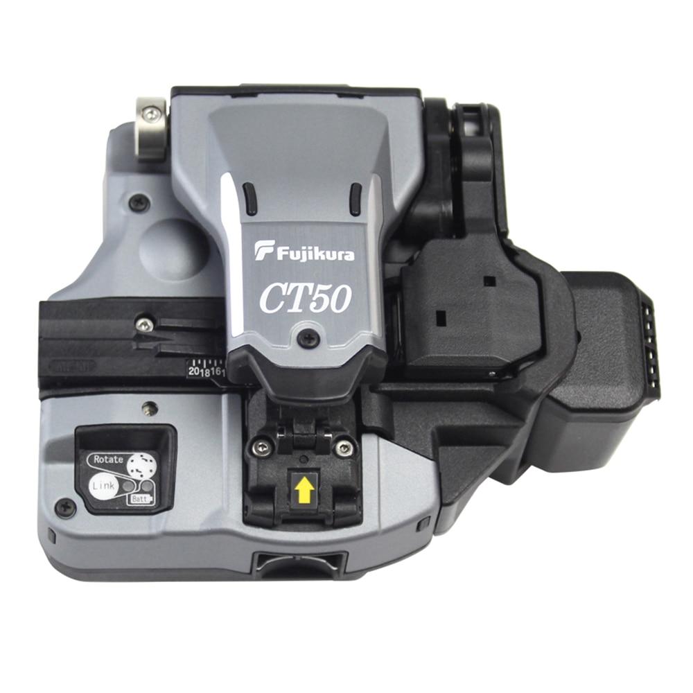 100% orijinal Fujikura son model CT50 CT-50 en sağlam cleaver otomatik yarma bıçak rotasyon