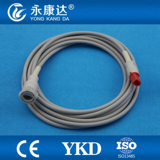 Envío Gratis para Datascope pasaporte V Cable adaptador IBP 040-000054-00 a maxxim/medix transductor de 3M