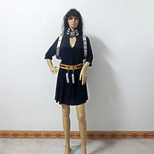Mon héros universitaire Boku pas de héros universitaire Shotuo Todoroki sexe réversion Cosplay Todoroki Shoto Costume femme Version personnaliser