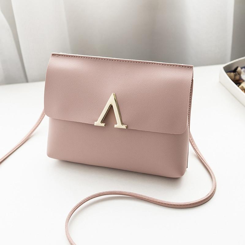 Fashion Brand Small Shoulder Bag Women 2019 Fashion Luxury designer PU Leather Crossbody Messenger Bags Mini Handbag For Girls