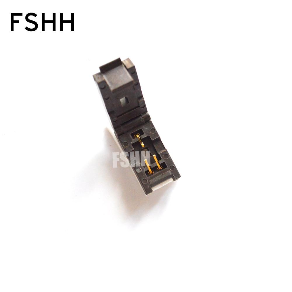 SND-10 SMD-10 Burn-in Socket/IC Test Socket/IC Socket(Flip test seat)