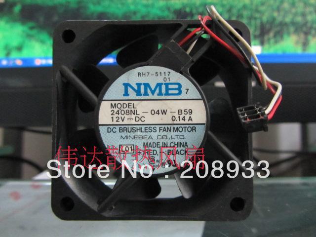 Para Estados Unidos Praia NMB 2408NL-04W-B59 6020 v 0.14A 12