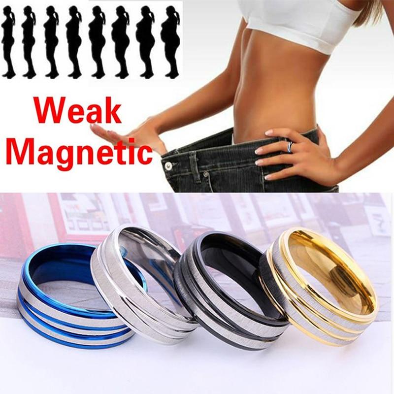 Ferramentas magnéticas do anel da perda de peso do emagrecimento médico da aptidão reduzem a corda do anel do peso que estimula o anel da pedra biliar