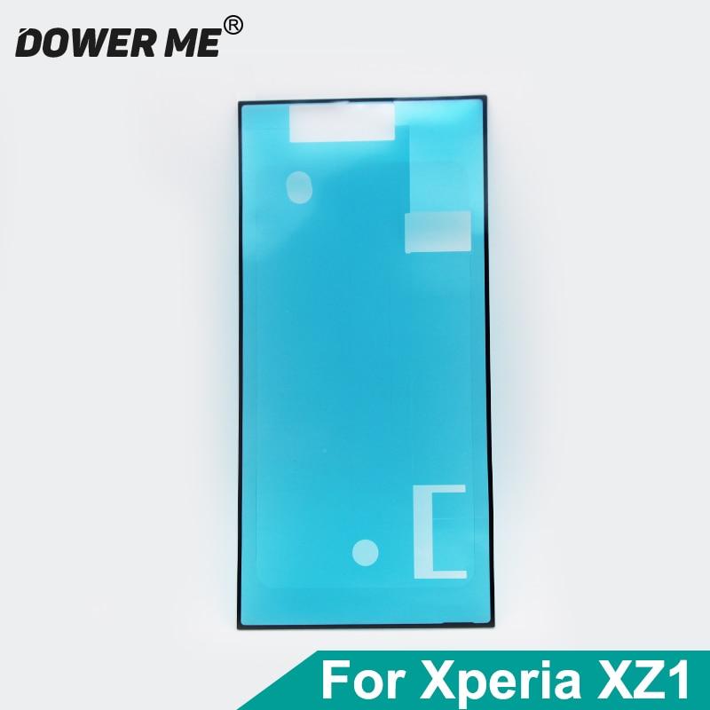 Dower Me LCD клейкий стикер для передней рамы Клей для SONY Xperia XZ1 G8342 5,2 дюйма XZ1 Compact XZ1mini XZ1c G8441 4,6 дюйма