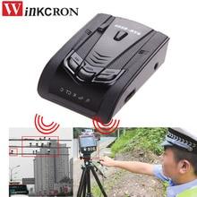 Détecteur de Radar de voiture   Laser, Anti-Radar de voiture, détecteur de caméra de voiture, version russe 360 degrés X K NK Ku Ka modèle ville et haute, modèle