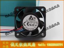 Free Shipping DELTA AFB0412VHB AR50 4015 4CM 40MM 4*4*1.5CM 12V dual ball bearing cooling fan 3 line i 40 * 40 * 15mm