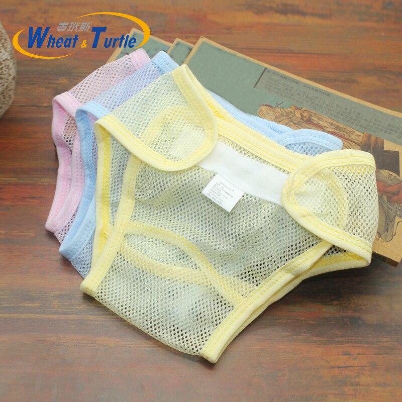 Мать дети ребенок голая Ткань Подгузники унисекс детские подгузники многоразовые подгузники из ткани Подгузники моющиеся Mes новорожденных...