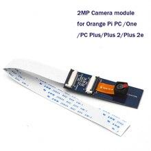 2MP Oranje Pi Camera module voor Oranje Pi PC/One/PC Plus/Plus 2/Plus 2e /Plus/Lite niet voor Raspberry pi 3 Model B +