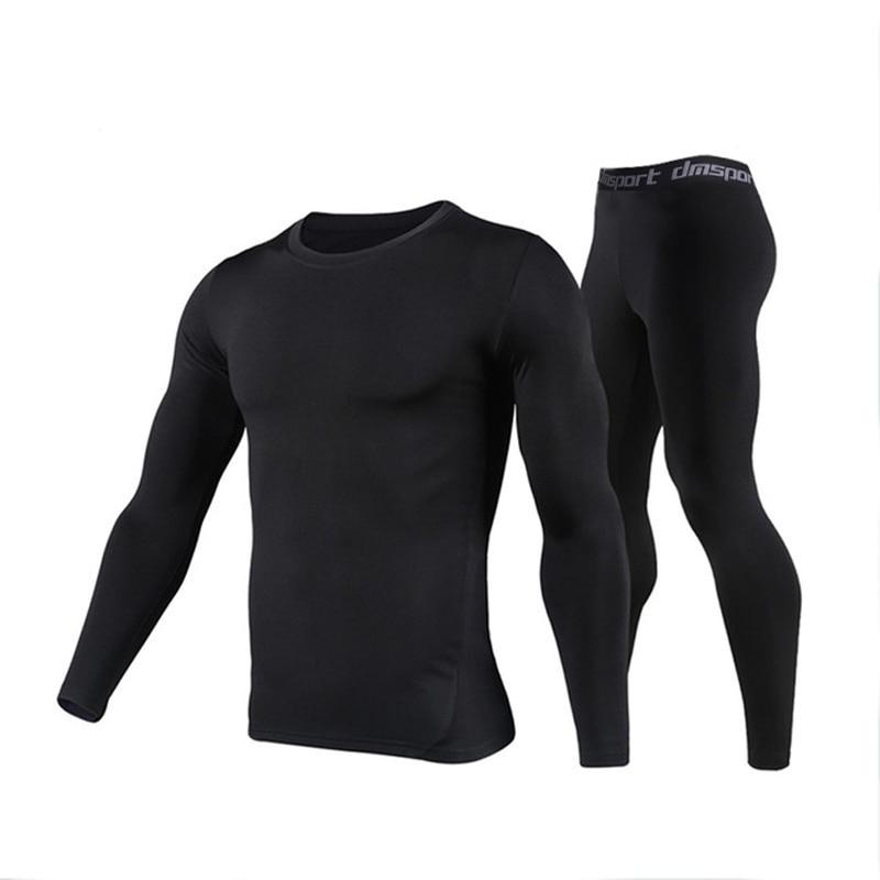 Inverno conjuntos de roupa interior térmica masculina secagem rápida anti-microbiana estiramento thermo masculino roupa interior feminino quente longo johns lucky john