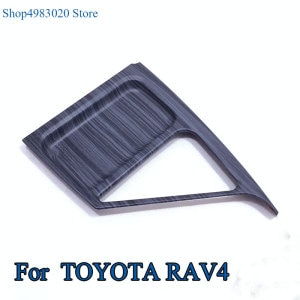 Control system Storage box automobile personalized car styling protecter sticker strip modification 16 for Toyota RAV4