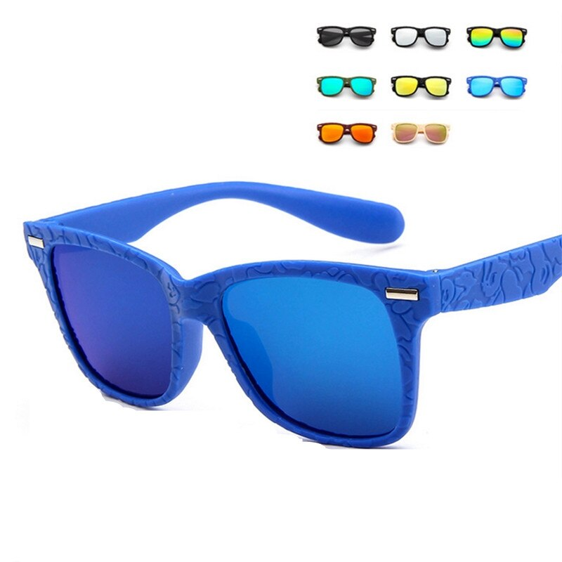Boy Sunglasses Glass Fashion Sunglasses  Cute Baby Girls Kids  Child Goggles Eyewear