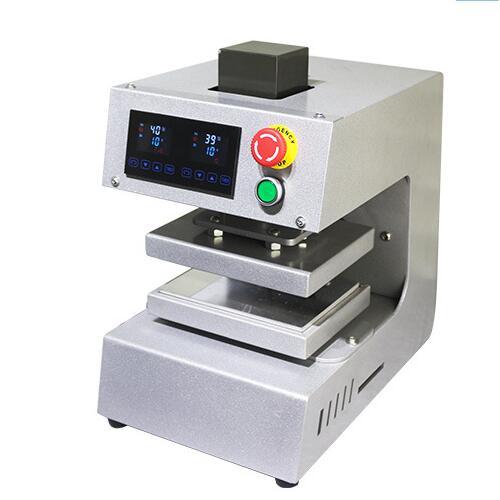 12x12cm4. 7x4. 7 inchdigital dupla placas de aquecimento sem compressor necessário elétrico auto rosin imprensa extrator óleo frete grátis aup10c