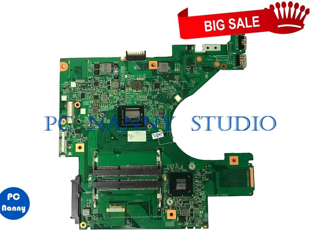 PC مربية 0K5D90 K5D90 لديل انسبايرون 2020 اللوحة المحمول 10318-1 48.4IM02.011CPU i5-2450M DDR3 اختبار