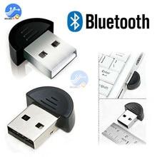 5 teile/los USB Bluetooth Dongle Adapter V 2,0 Wireless USB Adapter für PC Computer Lautsprecher Maus Aux Audio Receiver Transmitter