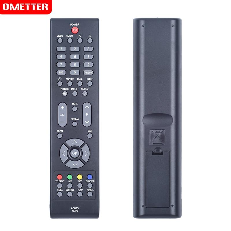 Mando a distancia, 1 Uds., compatible con sharp RL57S, mando a distancia para TV
