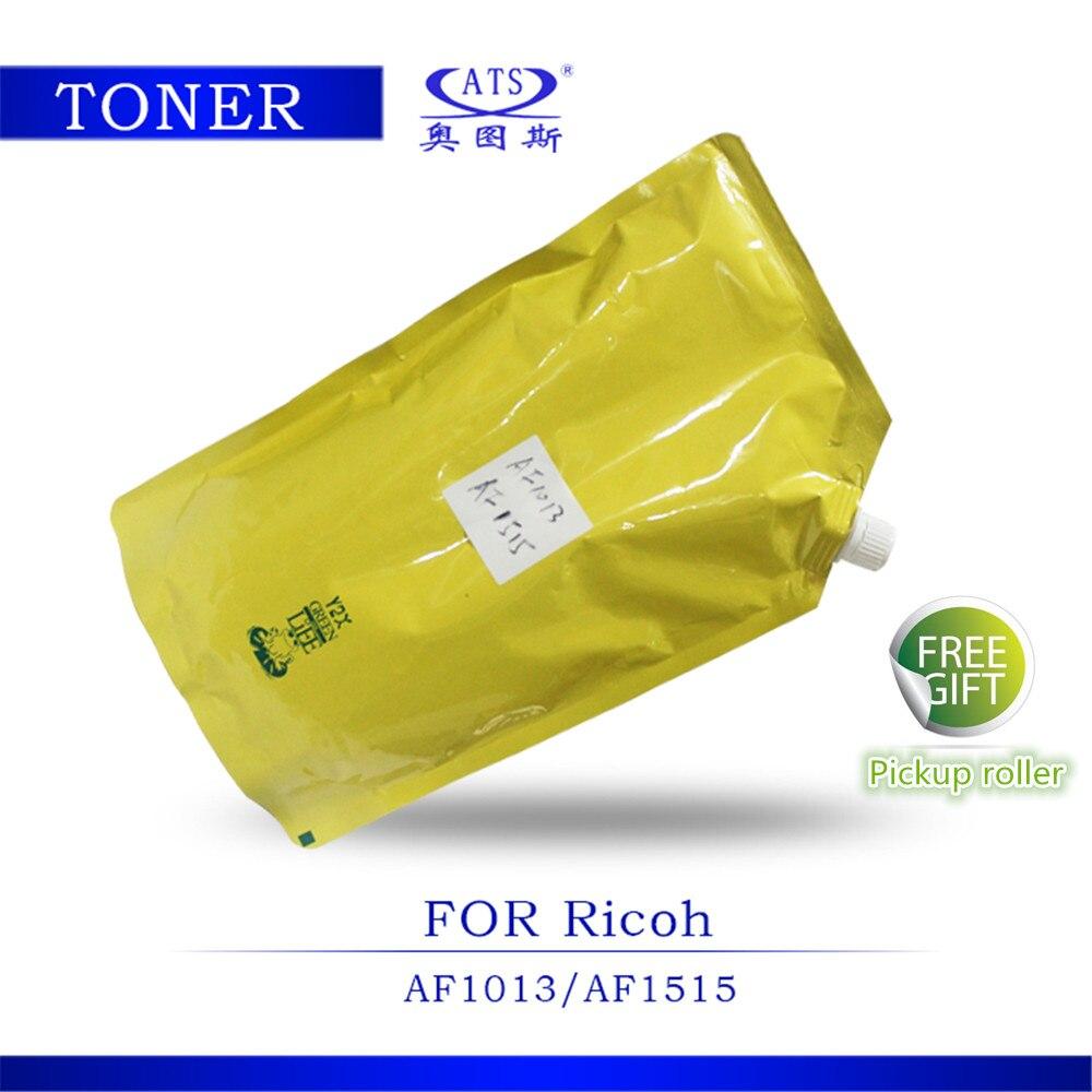 1PCS 1KG Toner Poudre Photocopy Machine Toner for Ricoh AFicio AF1013 AF1515 New Copier Spare Parts AF 1013 1515