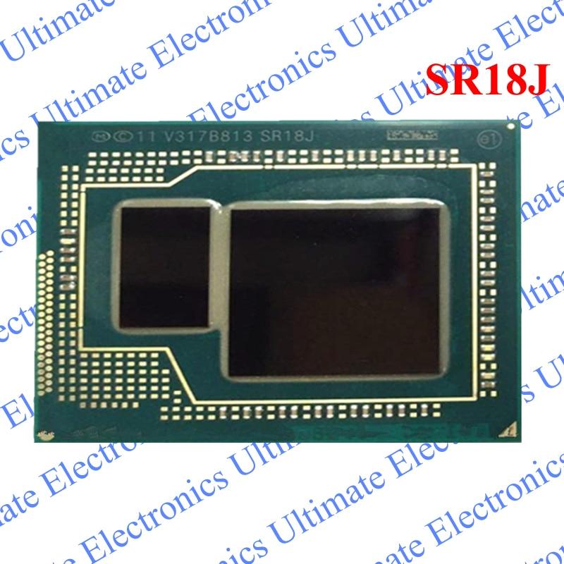 Elecyingfo remodelado sr18j I7-4750HQ sr18j i7 4750hq bga chip testado 100% trabalho e boa qualidade