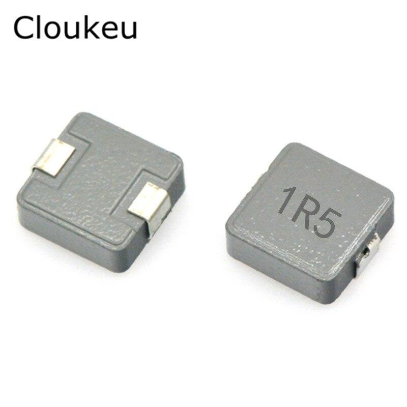 10 Uds 1040 1. 5UH/1R5 SMT Inductor de potencia Choke bobinas (10*10*4) 10040