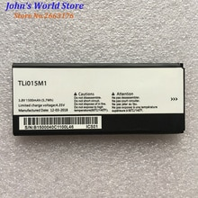 Новый аккумулятор 1500 мАч TLi015M1 Tli015M7 для Alcatel One Touch Pixi 4 4034A PIXI 4 4034A 4034X 4034F 4034D
