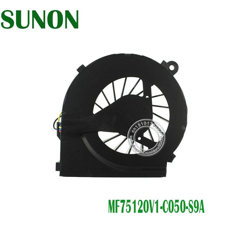 Cpu Laptop Cooling Fan Para HP Pavilion g4-1000-1000 g6 g7-1000 MF75120V1-C050-S9A