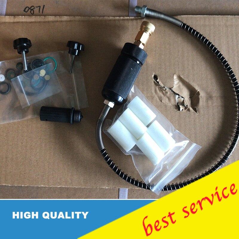 Yongheng компрессор 0-30mpa высокого давления Пейнтбол заправка воздушный насос запасные части